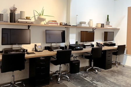 Wilhardt & Naud, LLC - Creative Office in downtown Los Angeles