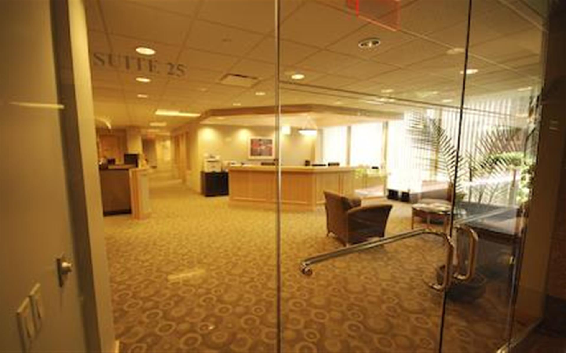Intelligent Office - Melville - Executive Office-1