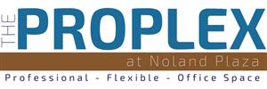 Logo of The Proplex at Noland Plaza