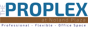 Logo of The Proplex at Noland Plaza