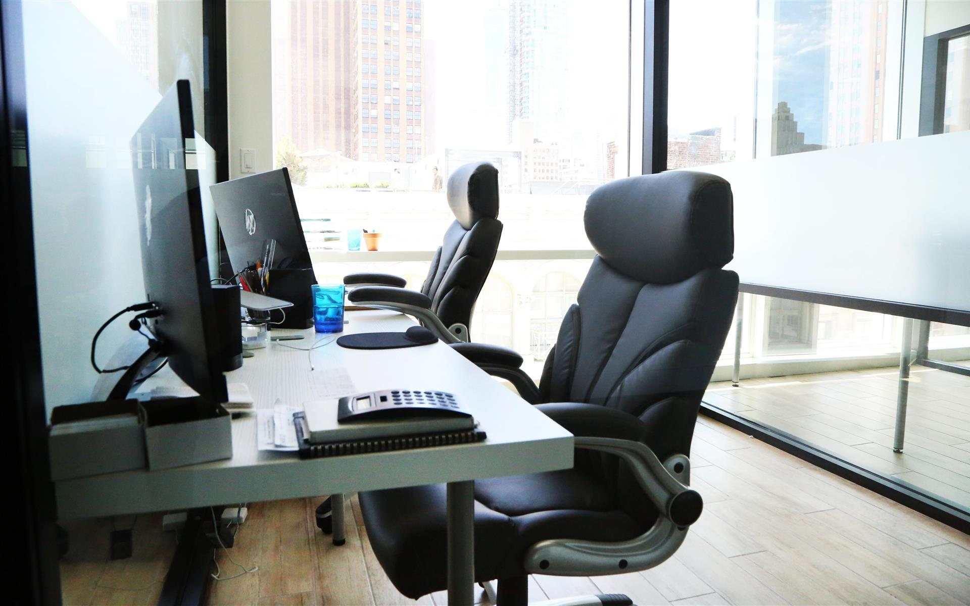 Cubico- Soho - Private 2 Person office (221)