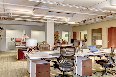Carr Workplaces - Georgetown - Co-Working Desk