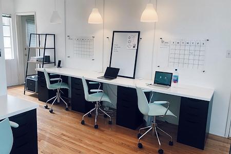 MA DESIGN CO. - Open Desk 1