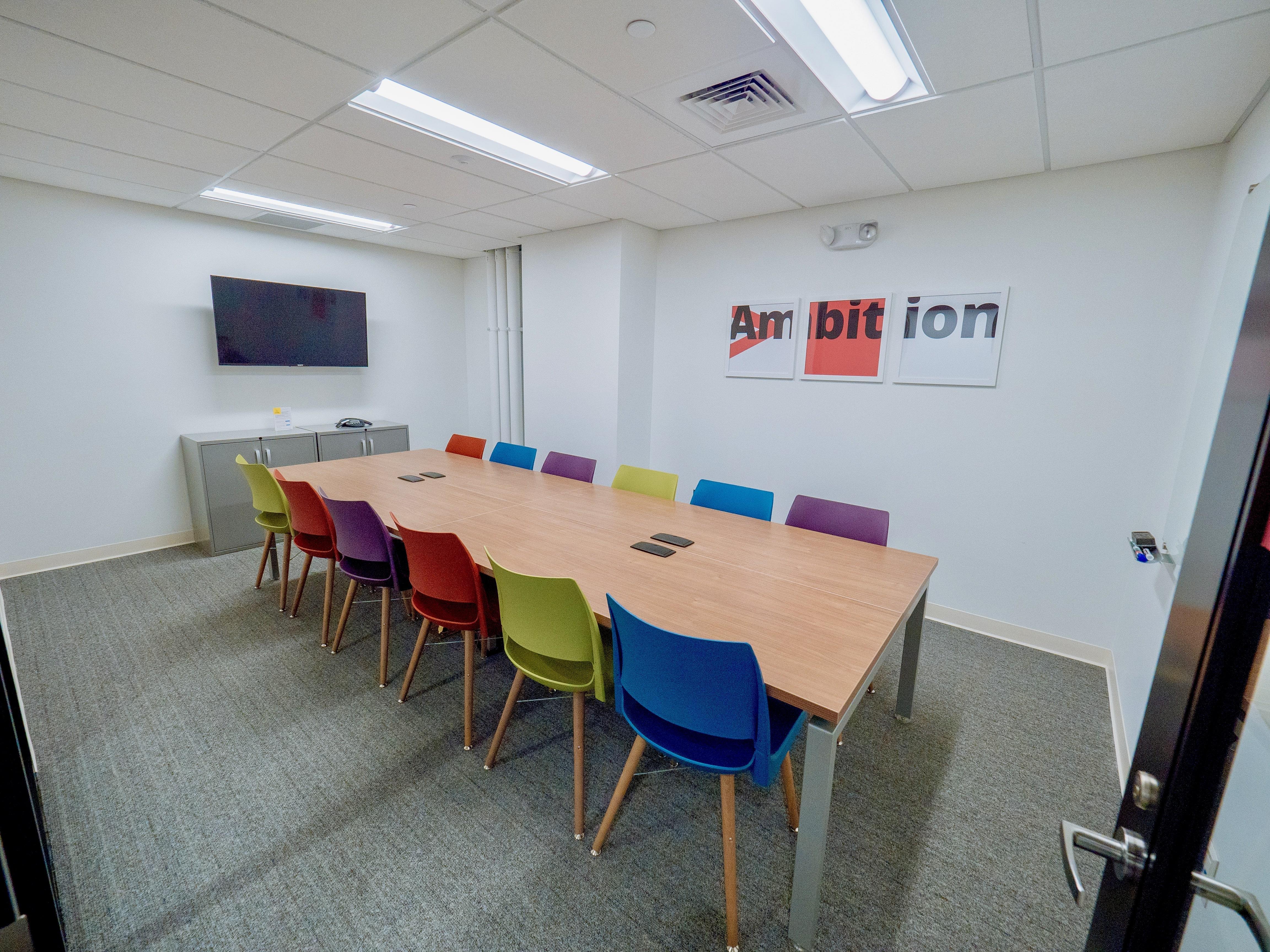 Upward Hartford - Ambition Conference Room
