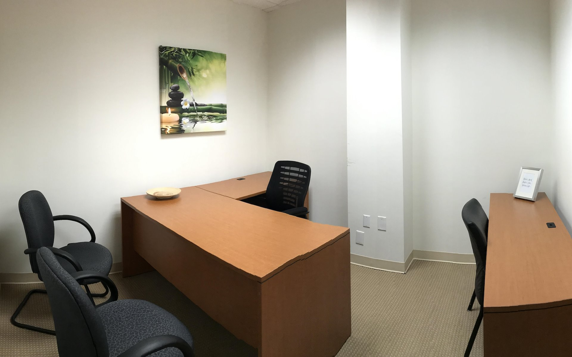 Zen in Boca Raton - Interior Office 36
