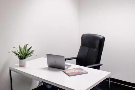 Innovative Entrepreneurs Hub - Desk 1