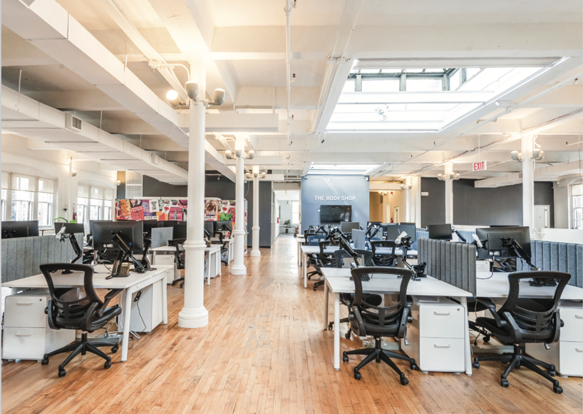 Knotel SF - 109 Stevenson Street - Entire Fourth Floor