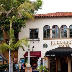 Host at El Cordova Hotel - Coronado Island