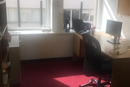 Bright Power, Inc. - Double Window Medium Size Office