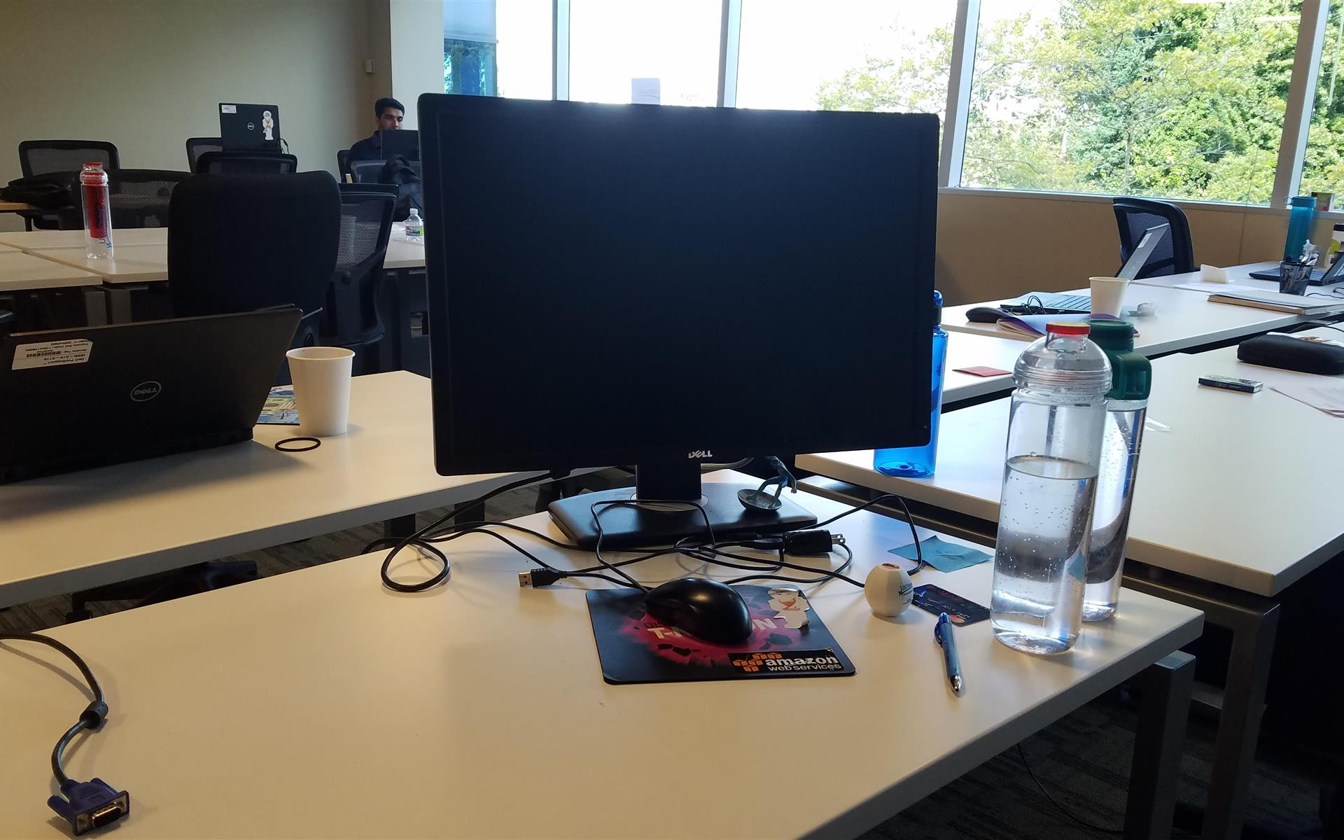 extraSlice - Fixed Desk