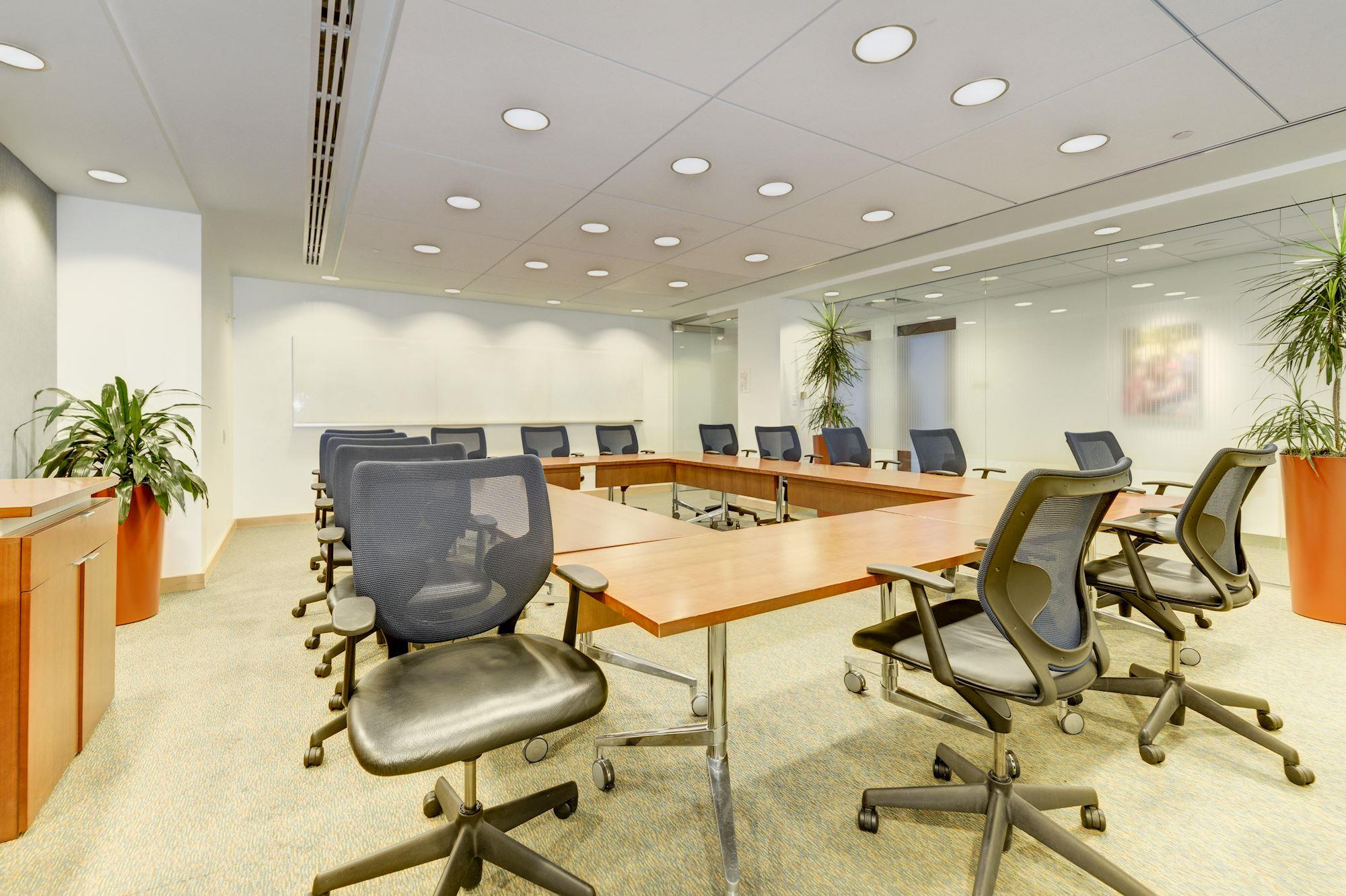 Carr Workplaces - Bethesda - Crescent Training Room
