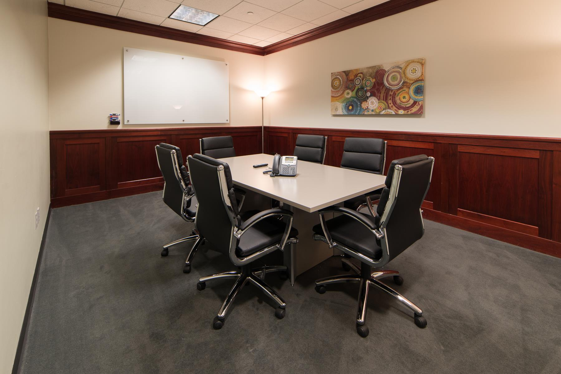 Pacific Workplaces - Reno - Range Meeting Room