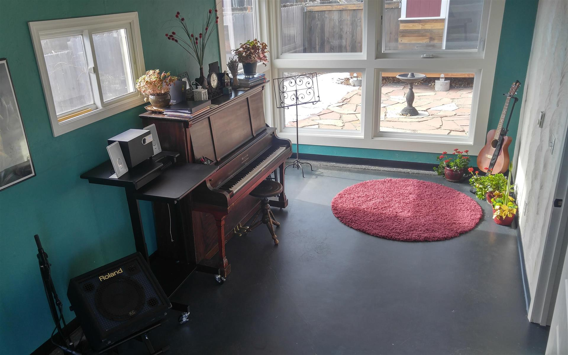StudioK Music - StudioK Main Room | 300 sq foot