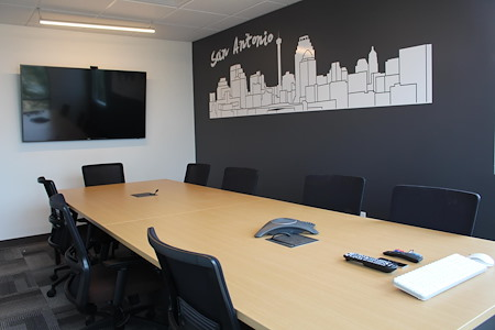 Venture X | San Antonio - Riverwalk Meeting Room