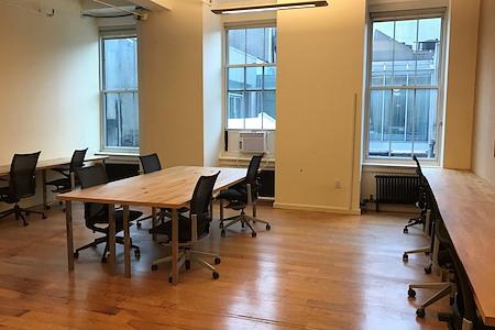 Coalition Space   Flatiron - Beautiful Spacious Private Team Office
