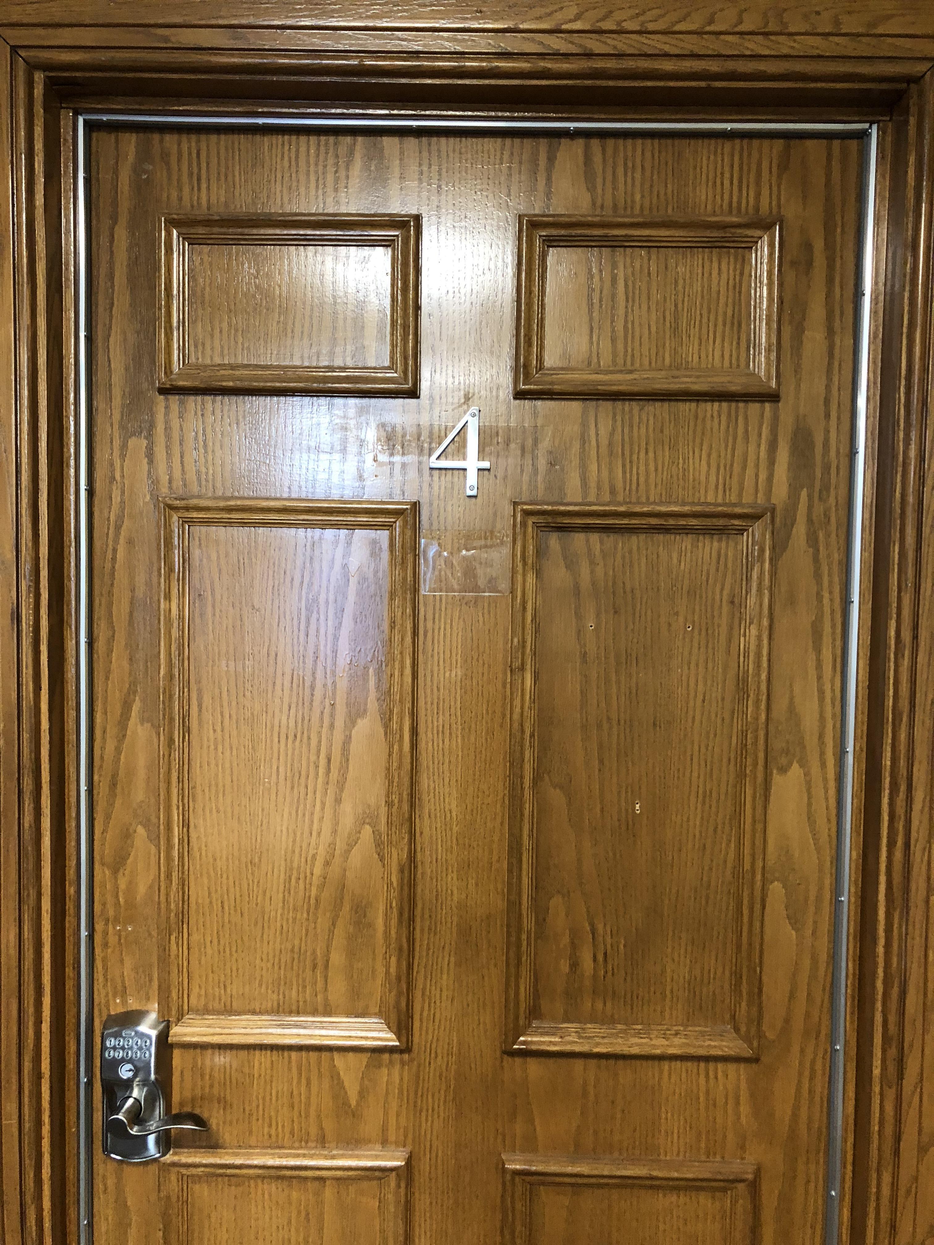 Cambridge Music Consortium - Room 4