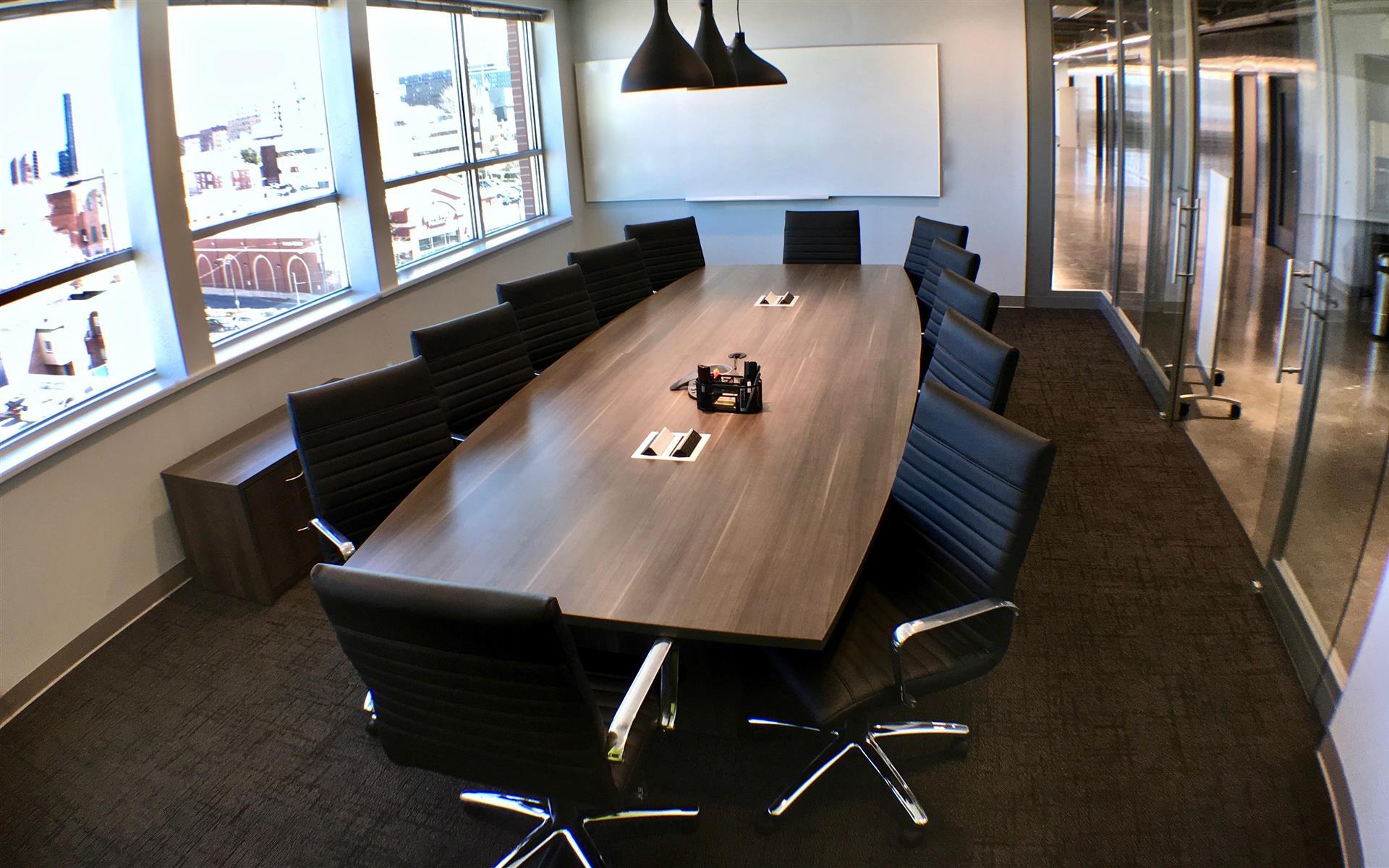 Benjamin's Desk - 30 North 41st Street - Conference Room