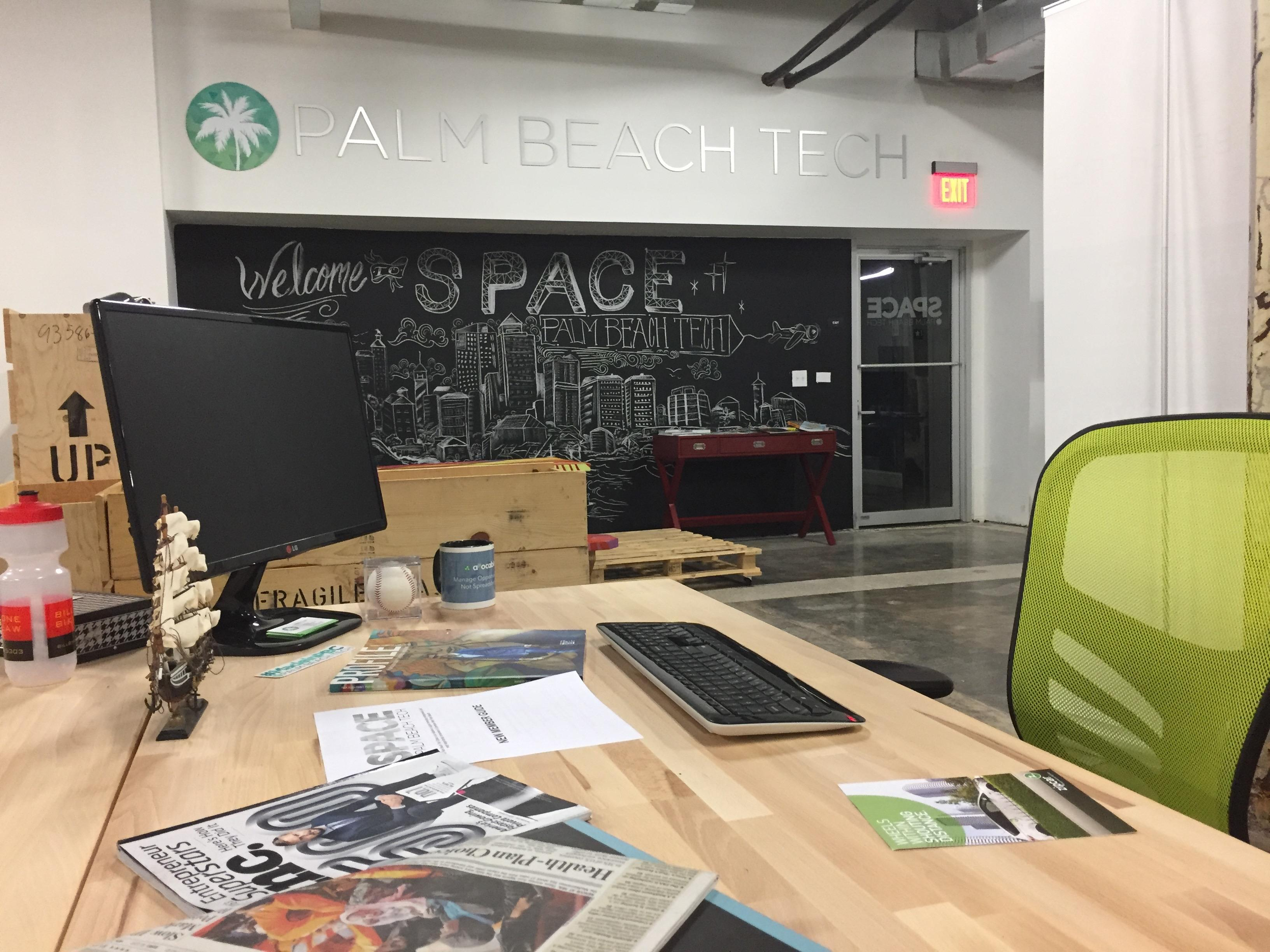 Palm Beach Tech Space - Dedicated Desk