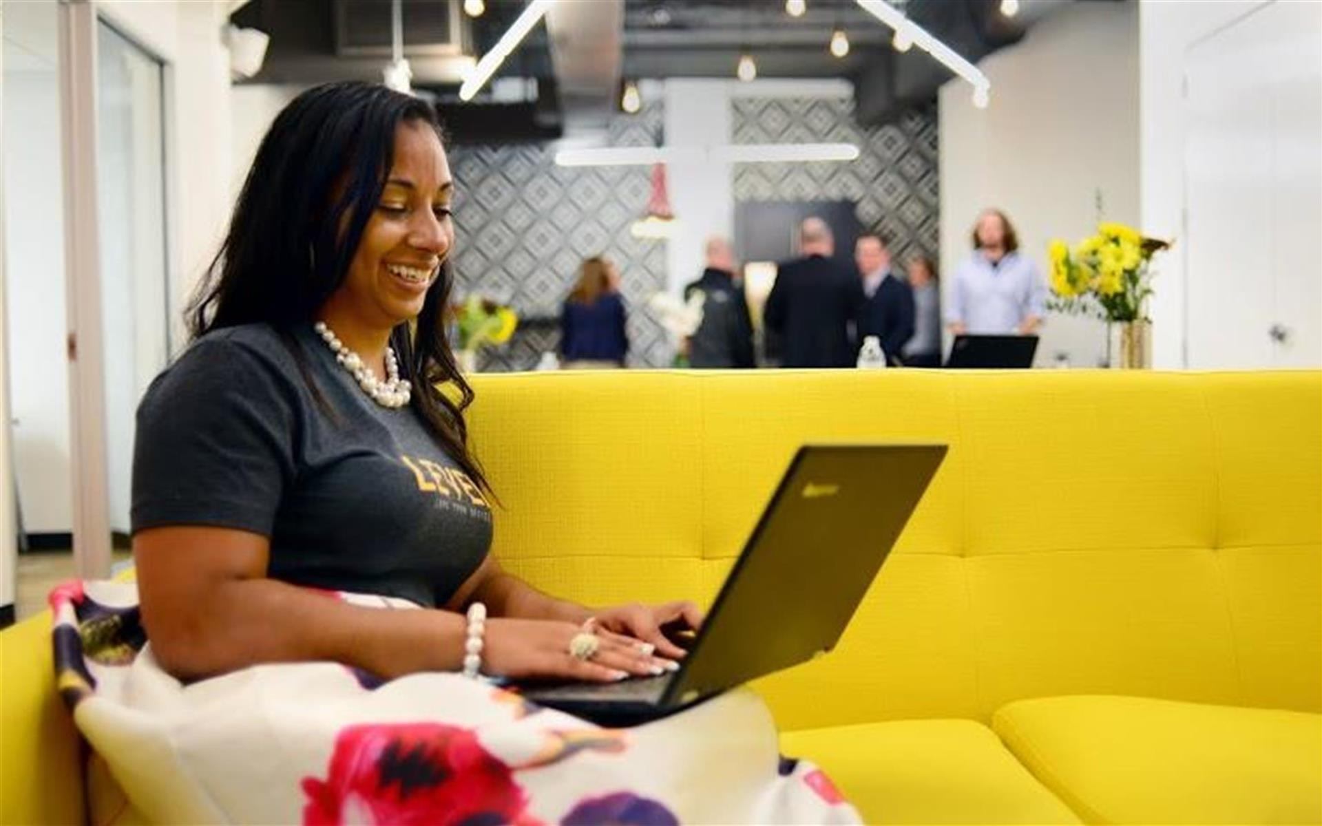 Novel Coworking Charlotte - Dedicated Desk Monthly Pass