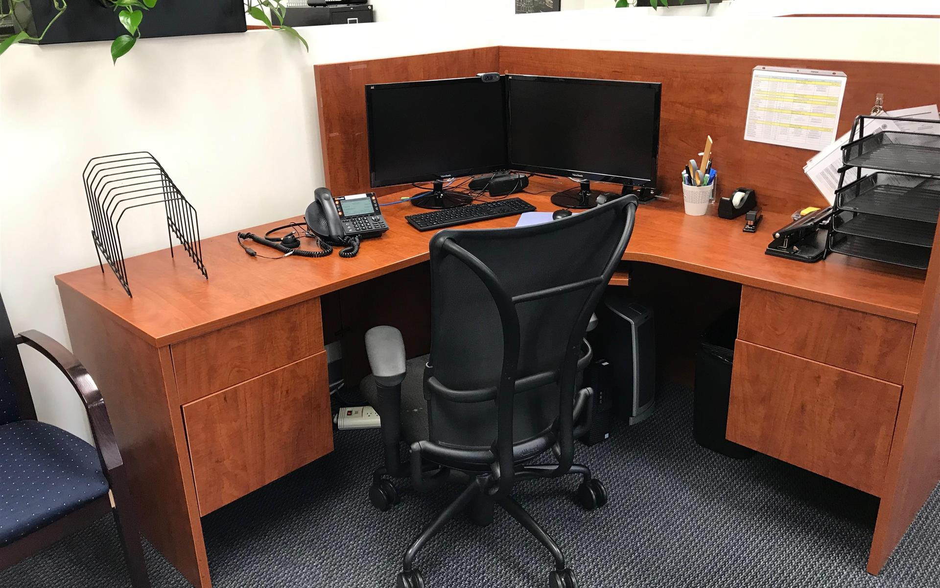 Team One Employment Specialists  LLC. - Dedicated Work Space