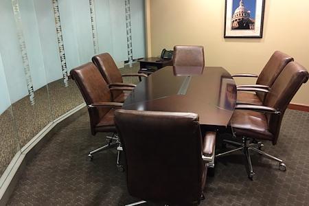 Executive Workspace @  Austin - Medium Conference Room