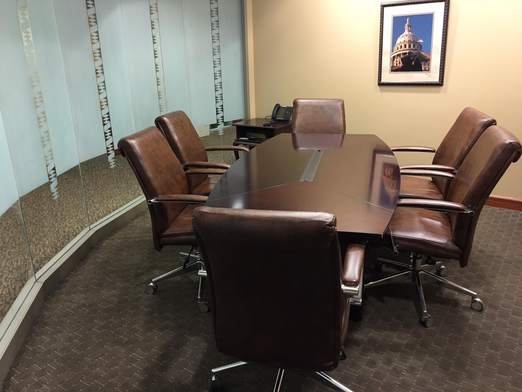 Executive Workspace - Austin - Medium Conference Room