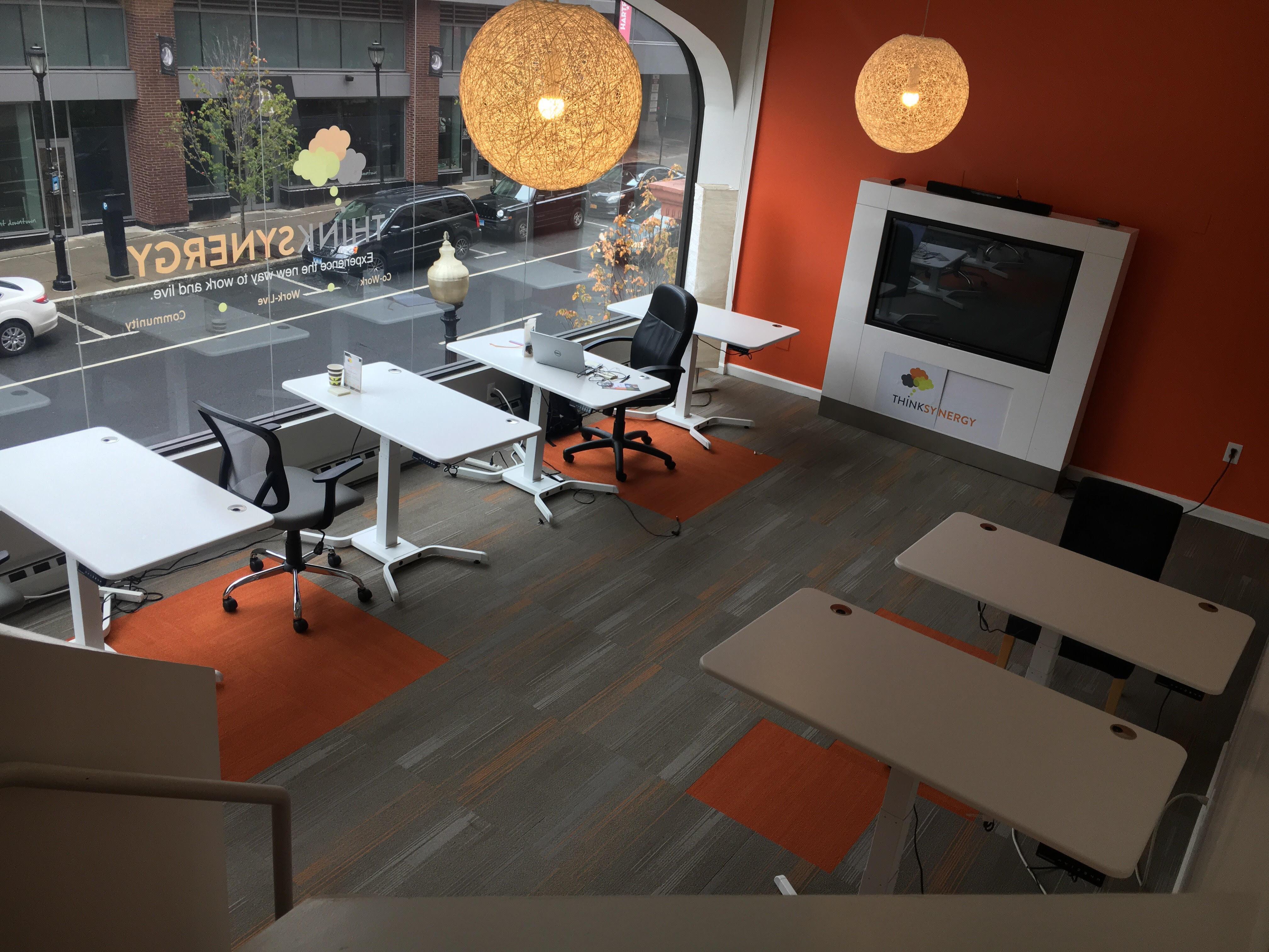 ThinkSynergy - Open Desk 1