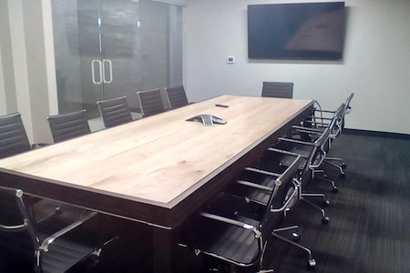 Aspen Energy Corporation - Board Room
