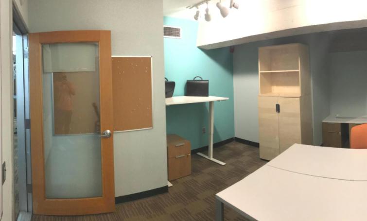 BLANKSPACES Culver City - FORMERLY CulverWorks - Office 6 - Blue
