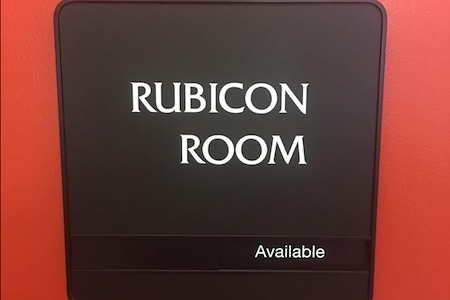 The Office Hang - Rubicon Room