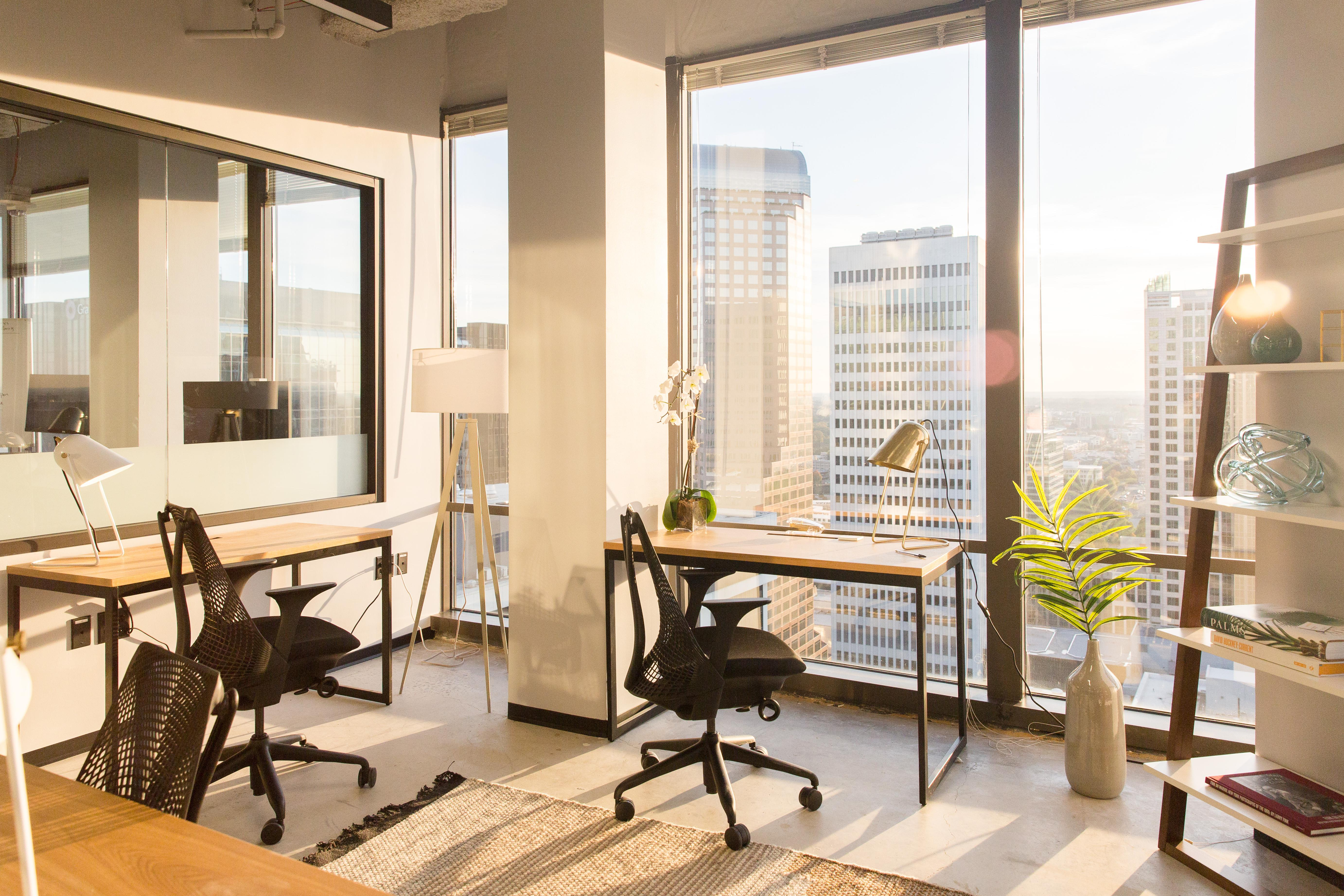 Industrious Charlotte - Private Office for 2