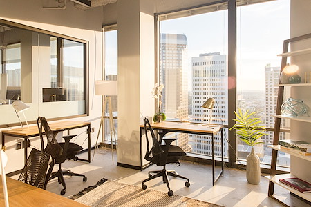 Industrious Charlotte Uptown - Private Office for 2