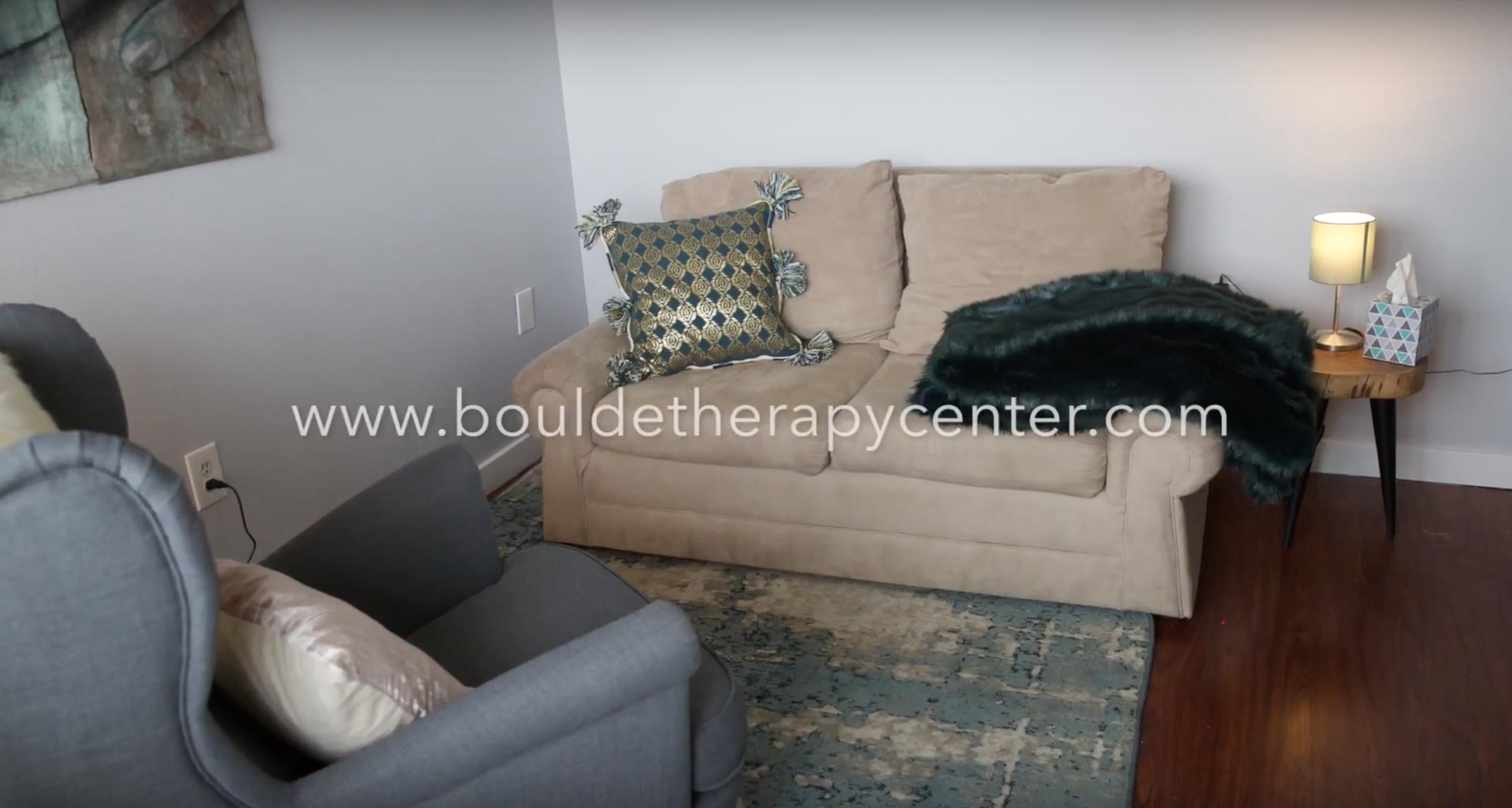 Boulder Therapy Center - Sanitas Mountain Room