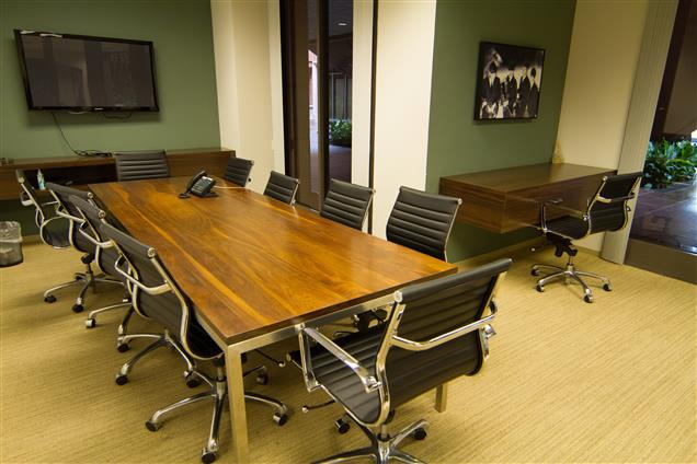 Premier Business Centers Newport Beach - Large Conference Room