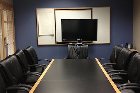 Intelligent Office Dallas (Las Colinas) - Large Conference Room