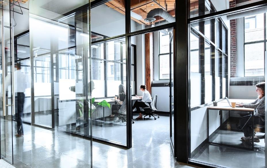Industrious St. Louis - Dedicated Office for 1