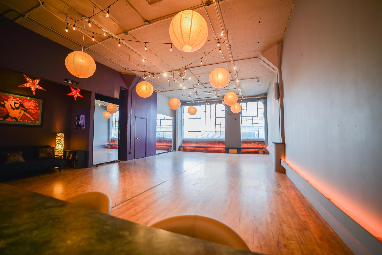 The Dance Loft SF - Stunning Industrial Loft Space