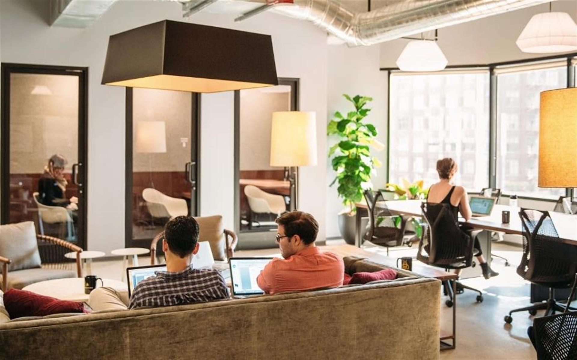 Industrious Charlotte - Coworking
