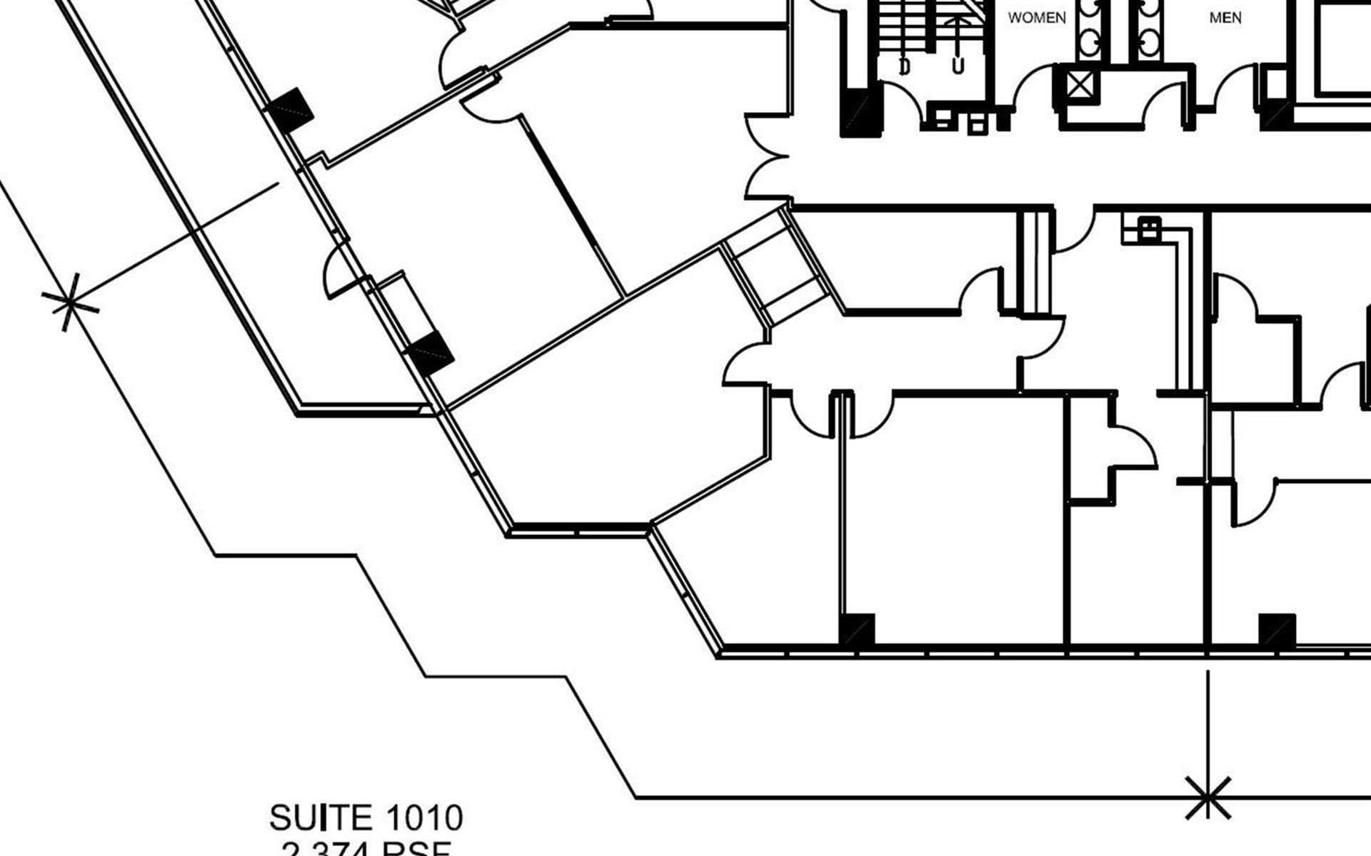 Comerica Bank Building - Office Suite