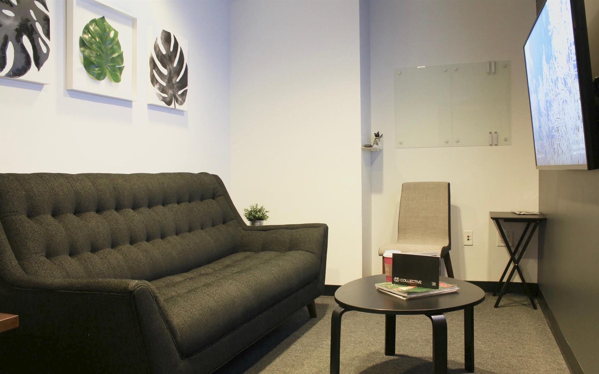 Collective Ventures - Study Room