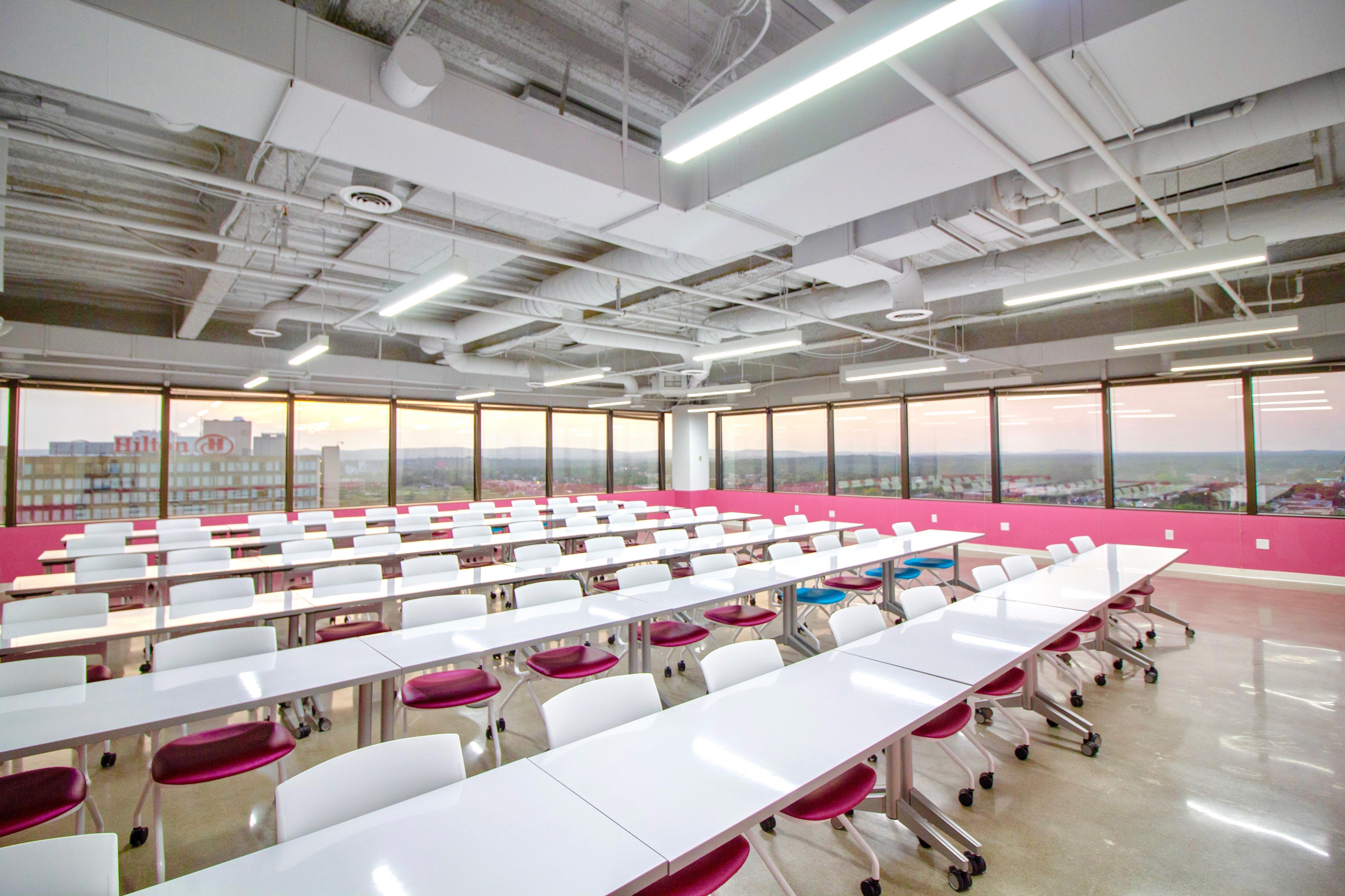 Upward Hartford - Discover Training Room