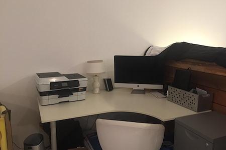 Angelsmith, Inc - Dedicated Desk 1