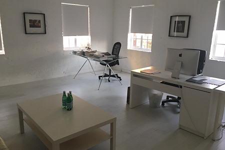 Good Films Collective- 124 S. Lasky Dr. - Office Suite