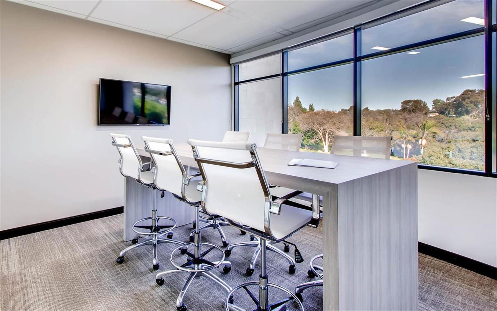 Avanti Workspace - Carlsbad - Shortboard Meeting Room