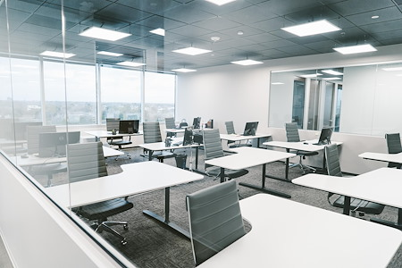 WORKSUITES | Preston Hollow - Dedicated Desk
