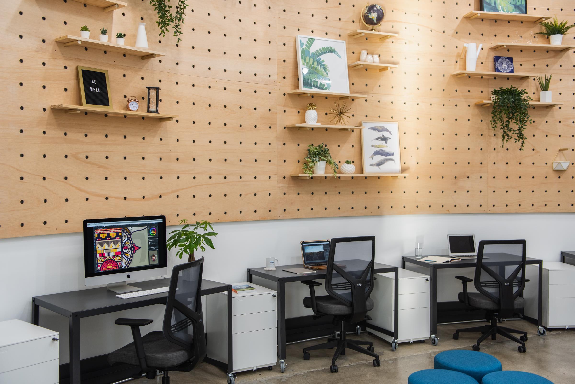 WorkWell   Dedicated Desk