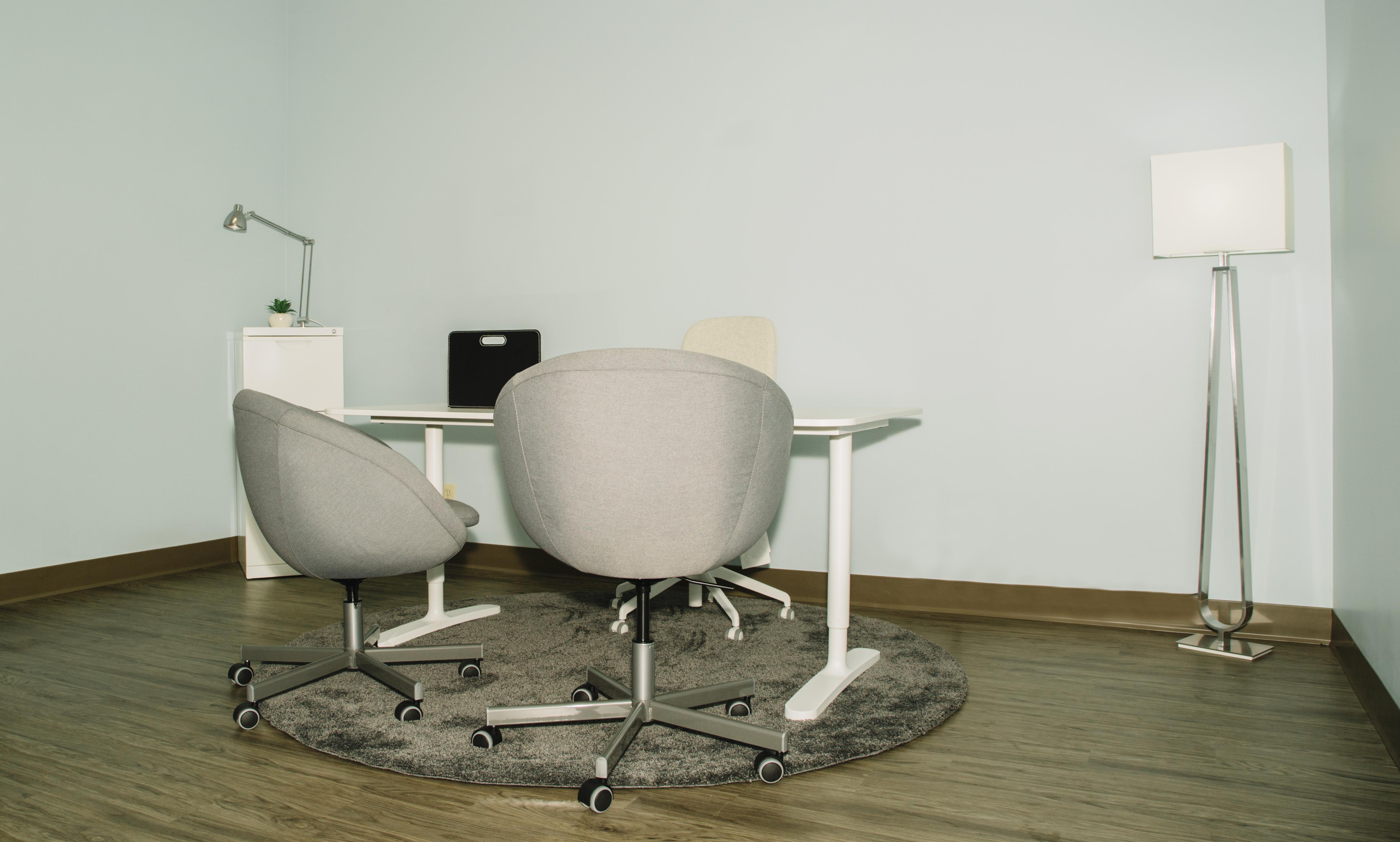 Work and Play Lounge - Private Office 5
