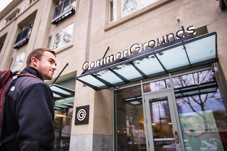 CommonGrounds Workspace | San Jose - Office 100