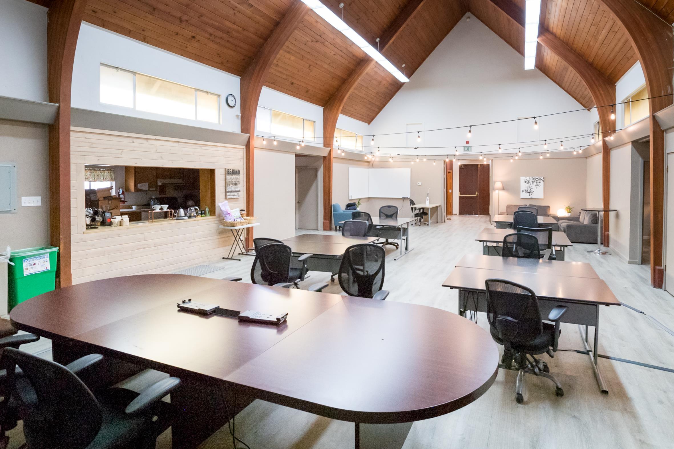 Sacred Space Palo Alto - Desk 1