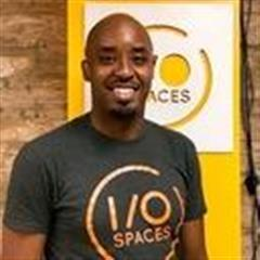 Host at I/O SPACES